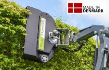 Rotary Hedge Cutter RC 102