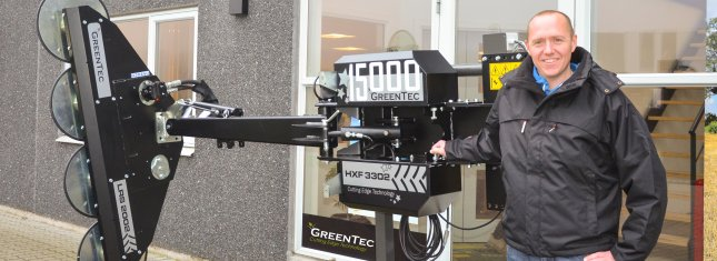 GreenTec has sold more than 15,000 machines
