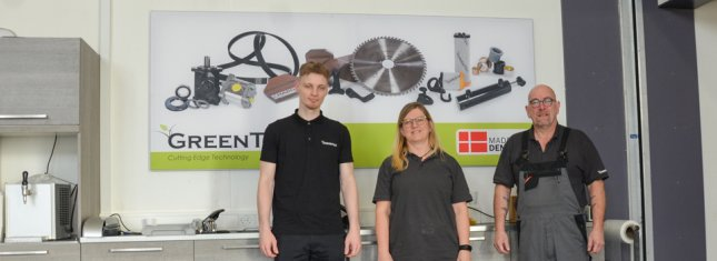 GreenTec strengthens the company with new forces