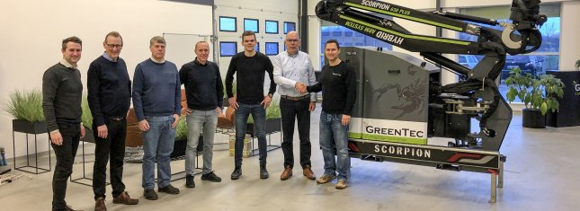 Wim van Breda BV becomes our new importer in the Netherlands