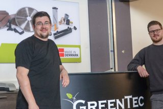 Claes and Dennis joins the GreenTec Team