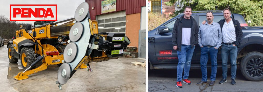 GreenTec starts cooperation with PENDA in Hungary