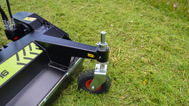 Wheel of GreenTec Flail Mower FM 16 Park