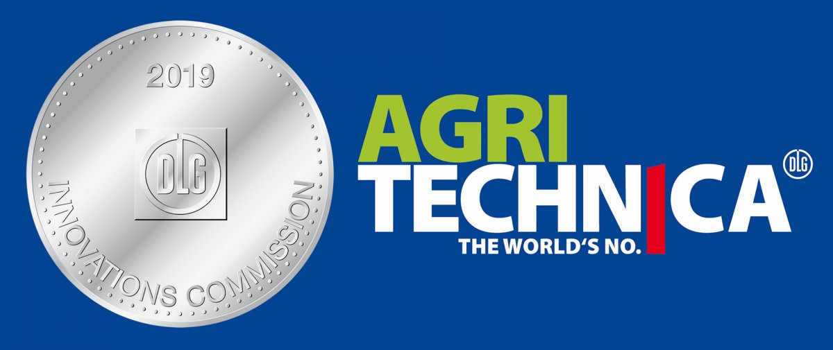 GreenTec receives a silver medal from Agritechnica