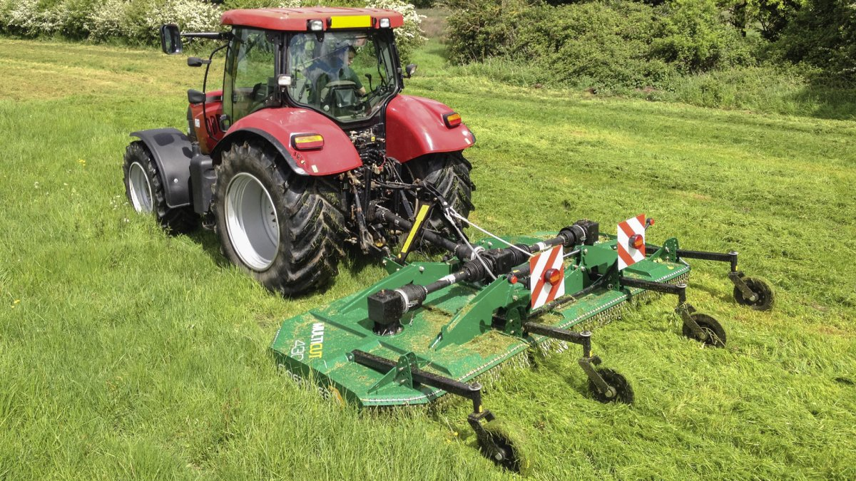 Rotary mower parts for Spearhead MultiCut and Stubble Master series