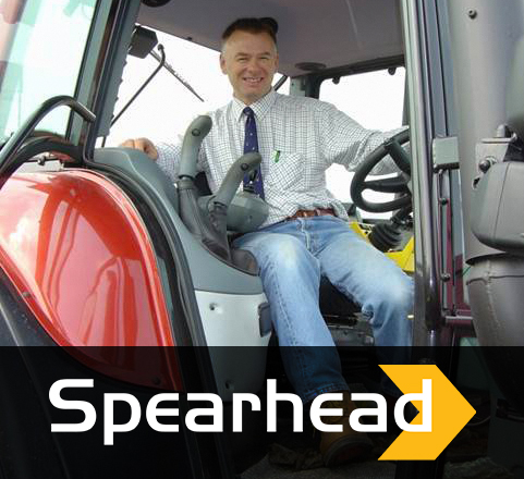 Spearhead Machinery Ltd. logo